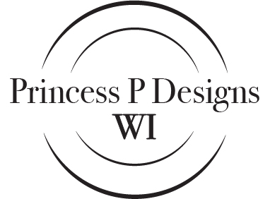 Princess P Designs WI logo